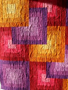 Quilting Idea for Kinetic Energy