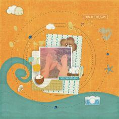 "www.pixelscrapper.com ""at the beach bundle designed by Sheila"""