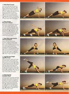 Jillian Michaels shares her favorite moves for keeping in shape