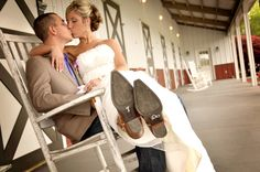 Country Bride & Groom