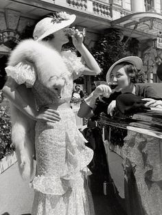 cocktail hour in the 1930's