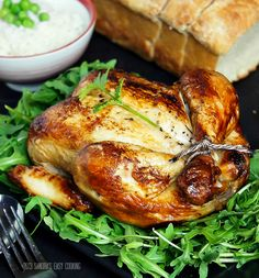 Roasted Chicken @SECooking | Sandra | Sandra