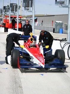 Indy 500. May.