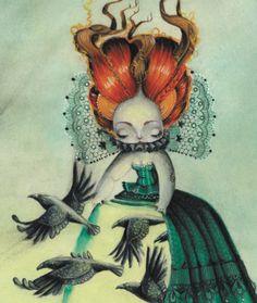 ilustración de Melanie Gribouillis
