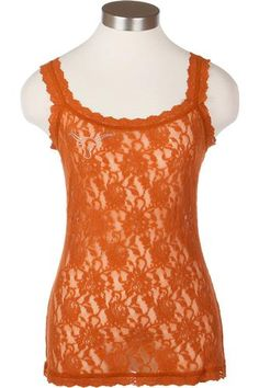 Ladies Lace Camisole