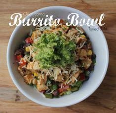 Clean Eating Burrito Bowl