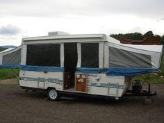 Packing List: Pop-Up Camper