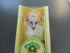 Cabbage Patch Doll Cake 1