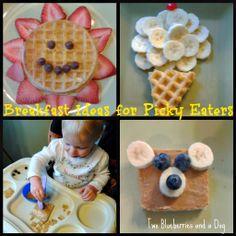 Breakfast Ideas for Picky Eaters