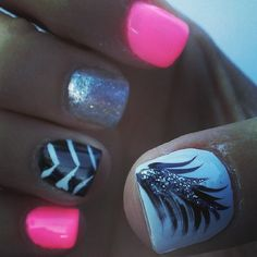 holy nail obsession...these are AWESOME!!!! ♥
