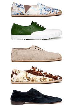 Tropical D shoes