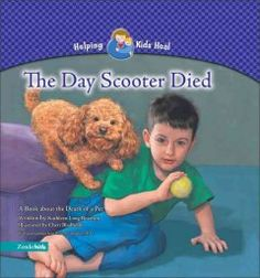 Mikey feels responsible for his dog Scooter's accidental death, but his parents remind him that the dog loved him best of all and they can still love each other, although Scooter is now with God.