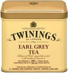 Twinings earl grey tea loose tea ounce tins