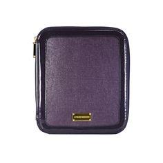 I love the Steve Madden Metallic iPad Case from LittleBlackBag