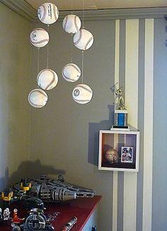baseball decoration - Living With Kids: Brenda Skeel