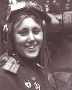 Aleksandra Grigoryevna was from Chita in Transbaikalia; she joined the army at the outset of the Great Patriotic War, and became the only female tank officer in the 1st Guards Tank Army and the only female Deputy KomBat (Battalion Commander). She received the Order of the Red Star for her heroism at the Battle of Kursk/Oryol, and she was killed in the last stages of the war in the offensive in Pomerania. At the time of her death, she had reached the rank of Captain.1942-1943,during Soviet war