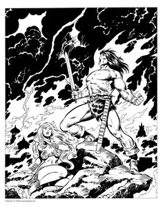 Conan - John Buscema