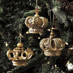 Crown Ornaments