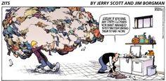 Today's Zits Comic Strip - ArcaMax Publishing