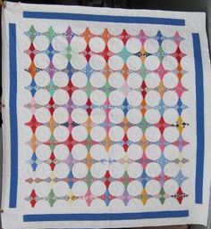 Periwinkle Star...there's a new tutorial on Missouri Star Quilt Company Youtube channel.