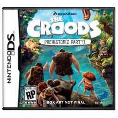Buy the Croods video game