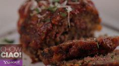 @Fabio Viviani's amazing meatloaf (Nonna's Recipe):     Full Episode: http://yhoo.it/UQH049  Text Recipe: http://yhoo.it/XV15H4