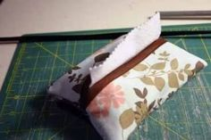 Make your own doll baby wipes that pop up!