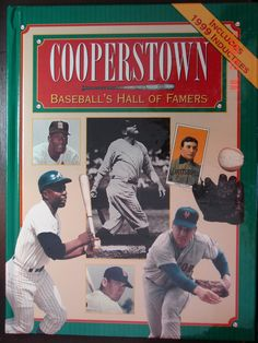 Cooperstown - Baseball Hall of Famers 1999
