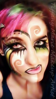 Glam Rock Zombie Fairy 2