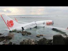 Video: Boeing 737-800 Crash In Bali