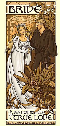 Princess Bride by Karen Hallion
