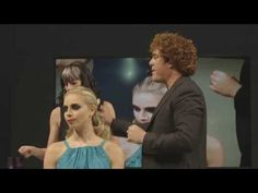 ▶ Patrick Cameron for BaByliss PRO at Salon International 2013 - YouTube