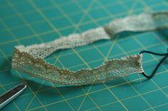 DIY Ribbon Headbands