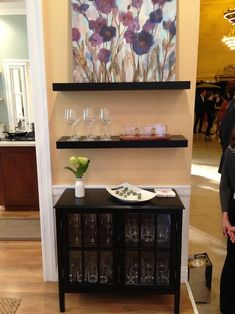 Scenes from The Dollhouse showcase Targets new Threshold home decor collection.