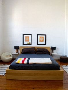 Fancy - Platform Bed by Fern