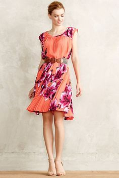 Meadowlight Dress #anthropologie