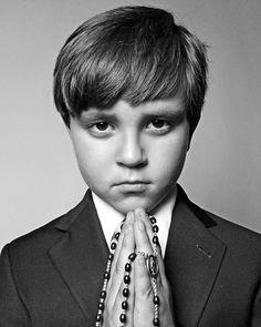 Communion Pose