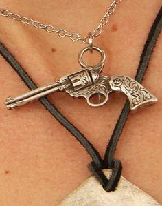 jg pistol charm | gypsyville