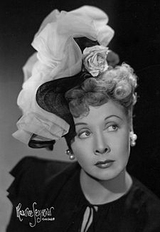 """How we loved to watch Vivian Vance on """"I Love Lucy."""" Gorgeous!"""