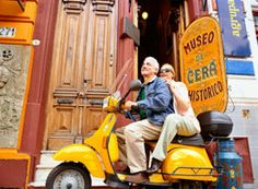 Dreaming of a retirement in Buenos Aires, or maybe Paris? Here's how to find a rental abroad.