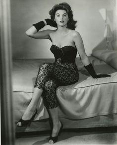 vintage photos, pin, hollywood, beauti, gingers, vintage ladies, actressesfemal celebr, island, tina louis