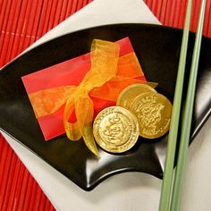 Chinese New Year Red Envelope...can't wait to give and get. Even though I am no longer a child.