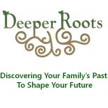 Deeper Roots Genealogy | ~ Discovering Your Family's Past To Shape Your Future ~ #genealogy #blogs