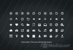 Free toolbar icon from MediaLoot
