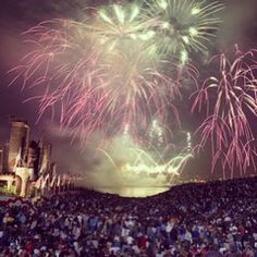 """Seafair says: """"Seattle's 4th of July Fireworks Show is a go! We'll see you at Gasworks Park!"""" #seafair #seattle #summer"""