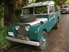 1957 Land Rover Series I Pickup