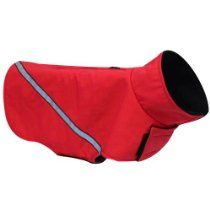 RC Pet Products Whistler Zip Line Version 2.0 Dog Coat, Size 12, Red