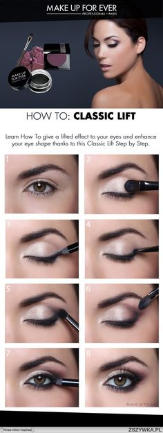Lifted Effect step by step