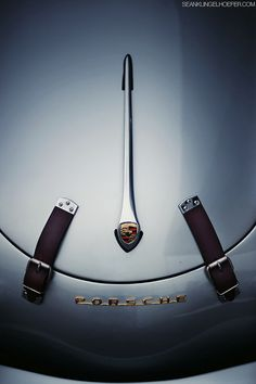 Porsche (any decklid with leather retaining straps is automatically dieselpunk-ish)