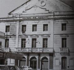Teatro Espinel de Ronda (demolido por el iluminado de turno)
